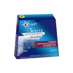 Crest 3d White Intensive Professional Effects Teeth Whitening Strips, 7 Treatments  14 Strips
