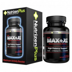 NutriMax XL, 60 capsules by...