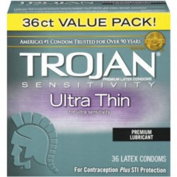 Trojan Ultra Thin, 36ct by Trojan