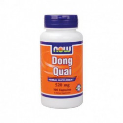 Dong Quaim, 520 mg 100 Caps by NOW Foods