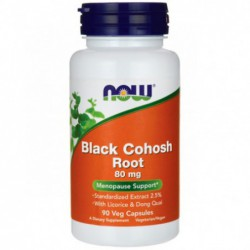 Black Cohosh Root, 90 Veg...