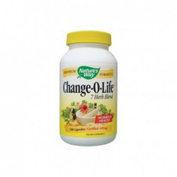 Change-O-Life, 440 mg 180 Caps by Nature s Way