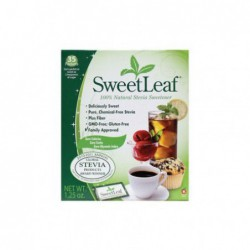 SweetLeaf Sweetener, 35 Packets by Wisdom Natural