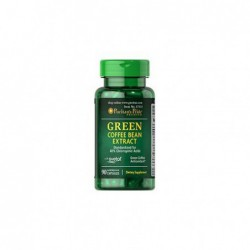 Green Coffee Bean Extract with SVETOL 400 mg 90 Capsules by Puritan s Pride