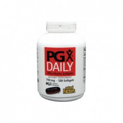 PGX Daily Ultra Matrix, 750 mg 120 Softgels by Natural Factors