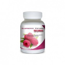 Raspberry Ketone BURN, The No 1 new fat burner recommended by Dr Oz 500mg 30 Caps