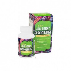 10-Day Acai Berry Easy Cleanse, 40 Tablets, by Applied Nutrition
