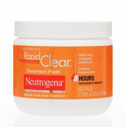 Neutrogena Rapid Clear Treatment Pads