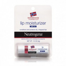 Neutrogena Lip Moisturizer with sunscreen SPF 15
