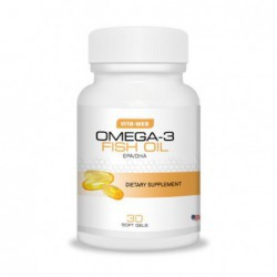 Omega-3 Fish Oil by vita web