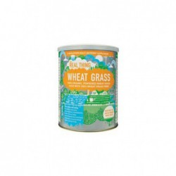 WHEAT GRASS - Powder 200g by the real thing