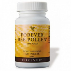 Forever Bee Pollen  , 100 Tablets by foreverliving