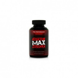 Nitric Max Muscle, 800mg per capsule by biotrimlabs