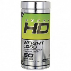 Super HD Weight Loss, 60 Caps by Cellucor