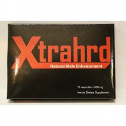 XtraHRD, 10 capsules by XtraHRD