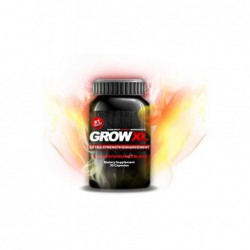 Grow XL Male Enhancement, 30 Capsules