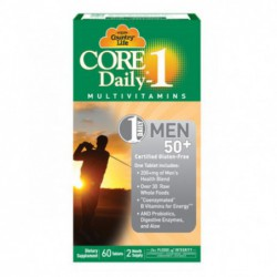 Core Daily-1 Men 50 , 60 Tabs by Country Life