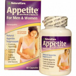 Appetite Suppressant, 60 Capsules by Natural Care