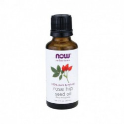 Rose Hip Seed Oil, 1 fl oz Liquid By Now Foods