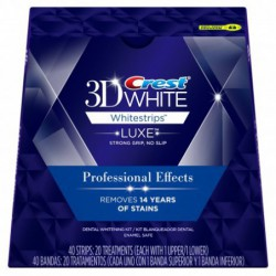 Crest 3D White Whitestrips Professional Effects by Crest