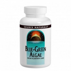 Source Naturals Blue-Green Algae 500mg, 200 Tablets by Source Naturals