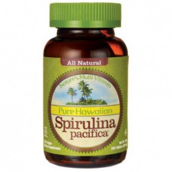 Pure Hawaiian Spirulina...