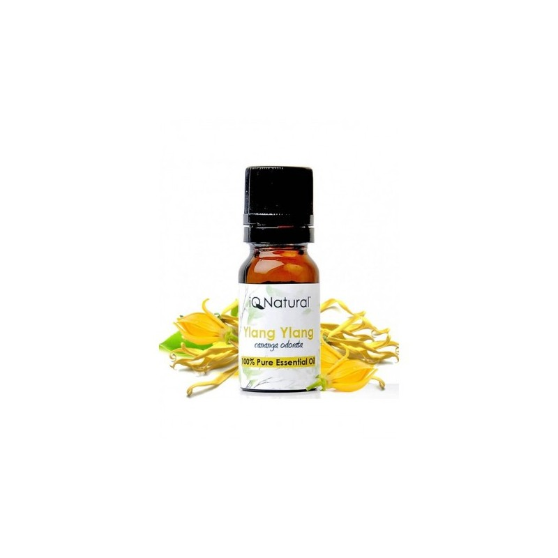 Ylang Ylang Essential Oil, 10 ml by iqnatural