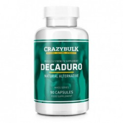 DECADURO, 90 capsules by crazy bulks