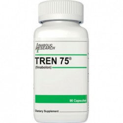 Tren 75, 90 capsules by Anabolic Research