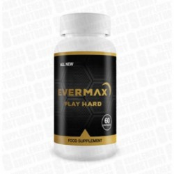 Play Hard Libido Booster 60 Capsules by Evermax