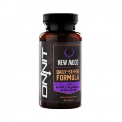 New MOOD, 30 capsules by onnit