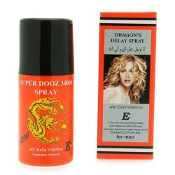 Dragon Super Dooz 34000 Delay Spray