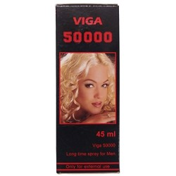 Viga 50000 (Delay Spray for Men) with Vitamin E