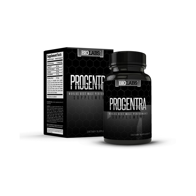 Progentra Male Enhancement pills, 60 Caps, By Progentra