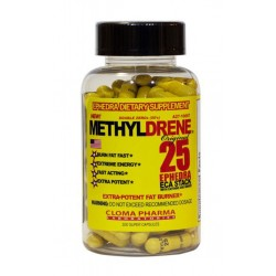 Methyldrene 25 mg, 100 Caps By CLOMA PHARMA LABORATORIES
