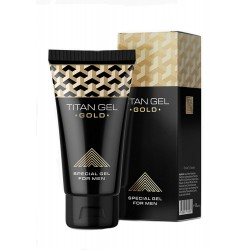 Titan Gel Gold (Titan Gel Enhanced Version), 50 ML By Hendel's Garden
