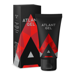 Atlant Gel Intimate Lubricant Gel For Men By Hendel's Garden