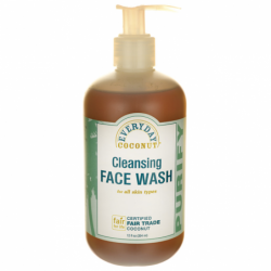 Cleansing Face Wash All Skin Types, 12 fl oz Liquid