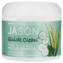Quick Clean Pure Natural Makeup Remover, 75 Ct