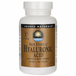 Skin Eternal Hyaluronic Acid, 120 Tabs