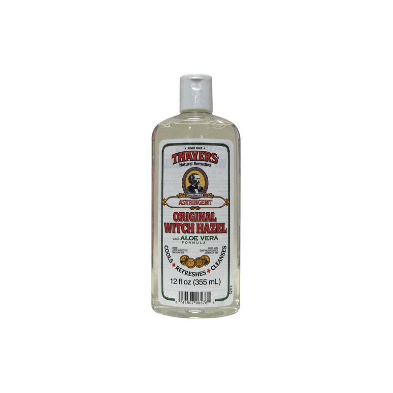 Witch Hazel Astringent Original, 12 fl oz Liquid