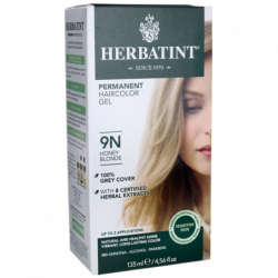 Permanent Haircolor Gel 9N Honey Blonde, 1 Box