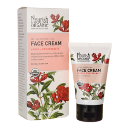 Face Cream  Argan  Pomegranate, 1.7 fl oz (50 mL) Cream