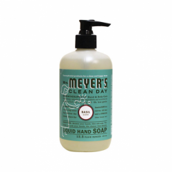Clean Day Liquid Hand Soap  Basil, 12.5 fl oz (370 mL) Liquid