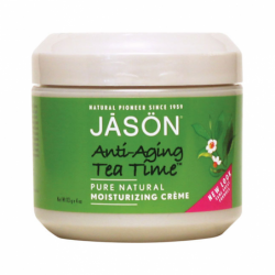 Tea Time AntiAging Moisturizing Creme, 4 oz (113 grams) Cream