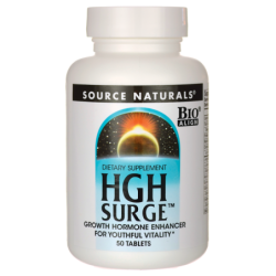 HGH Surge, 50 Tabs