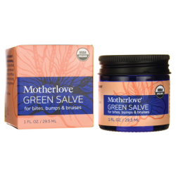 Green Salve, 1 fl oz (29.5 mL) Salve