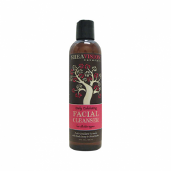 Black Soap Shea Facial Cleanser, 8 fl oz Liquid