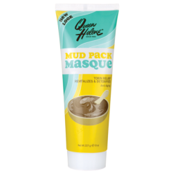 Mud Pack Masque, 8 oz (227 grams) Cream