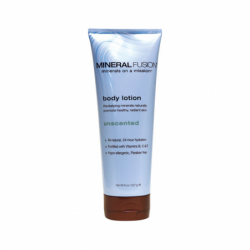 Mineral Body Lotion Unscented, 8 oz Lotion